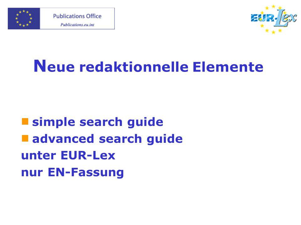 Arbeiten 2007  Erweiterung/neue Sprachen  Dokumenten Sammlungen  Neue Entwicklungen  Ergonomie