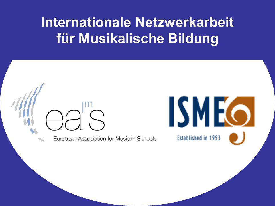 Internationale Netzwerkarbeit für Musikalische Bildung