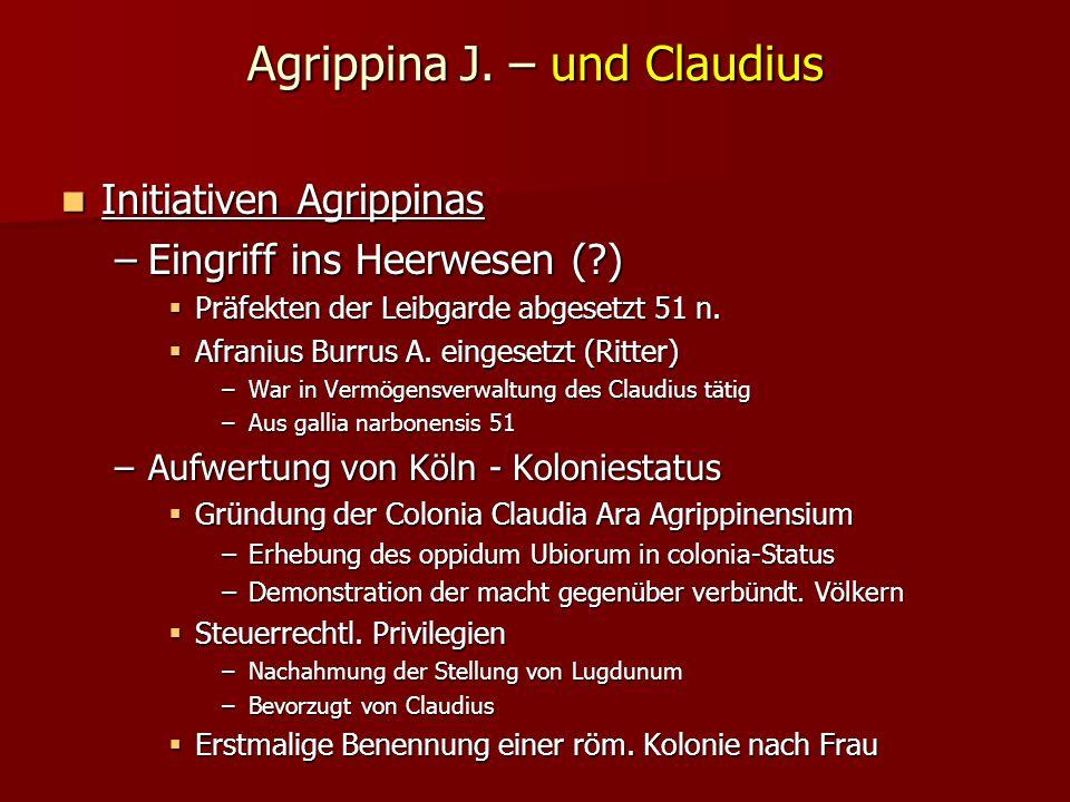 Agrippina J.