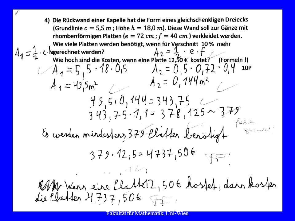 Günter Hanisch, Fachdidaktik, Fakultät für Mathematik, Uni-Wien 33