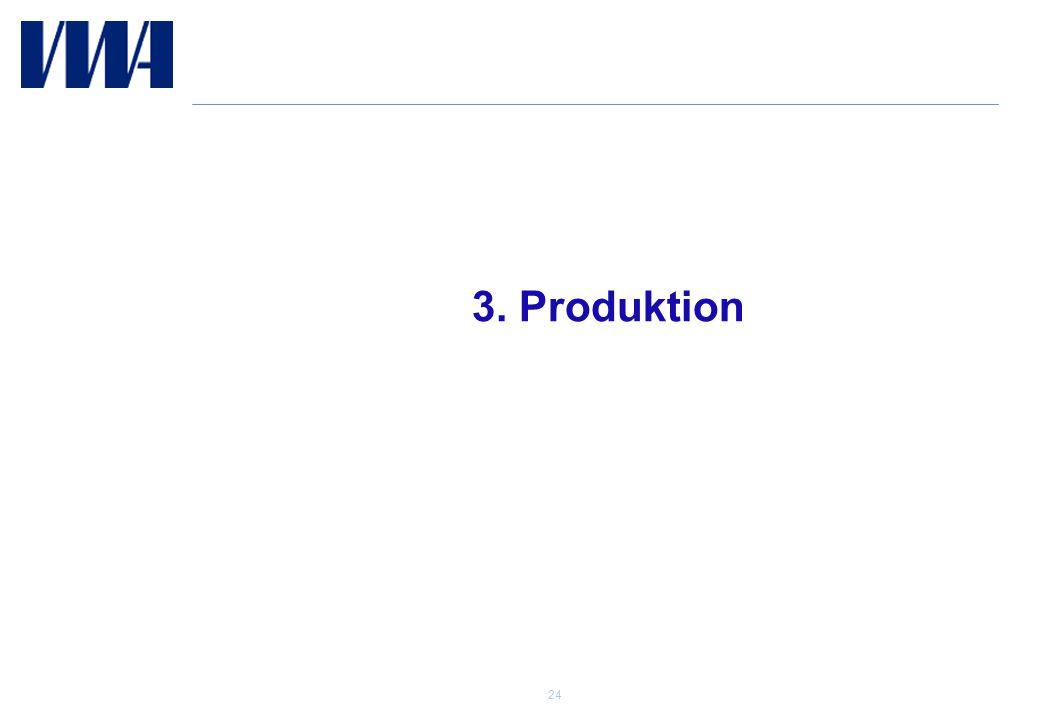 24 Operations Development 3. Produktion