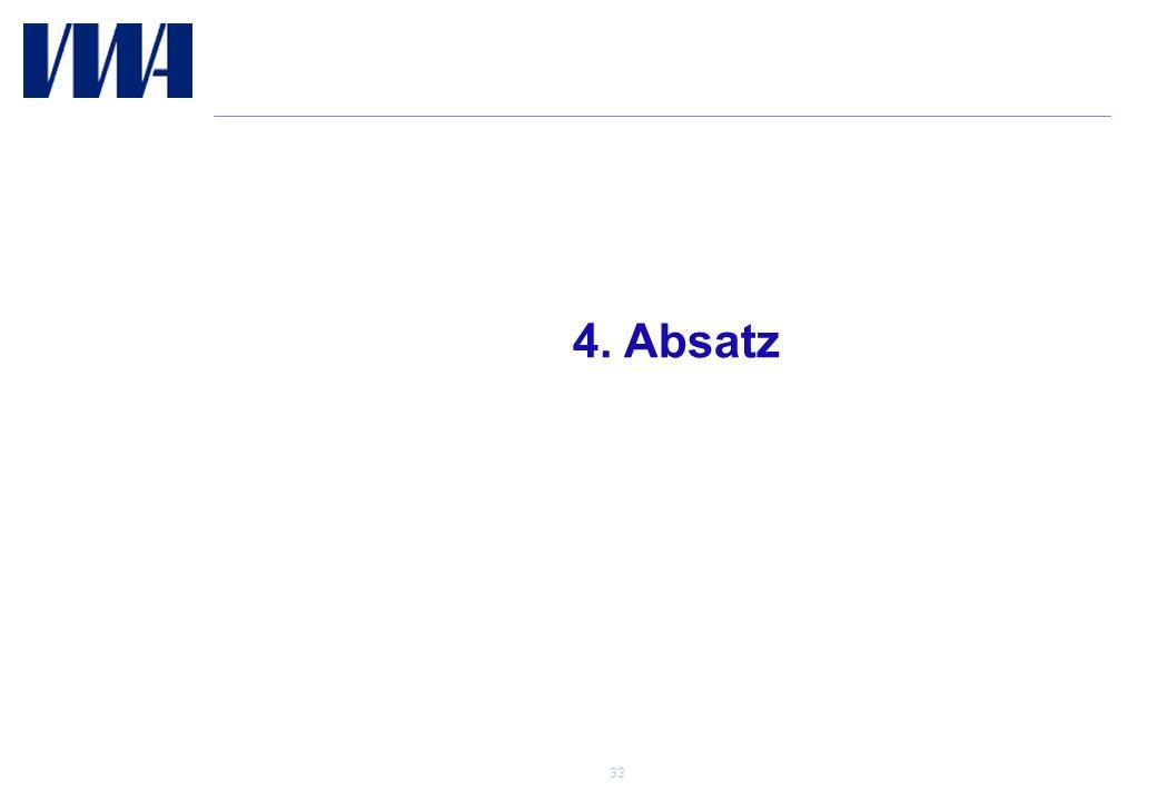 33 Operations Development 4. Absatz