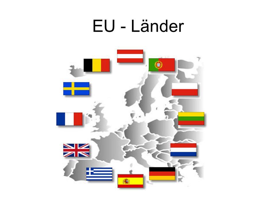 EU - Länder