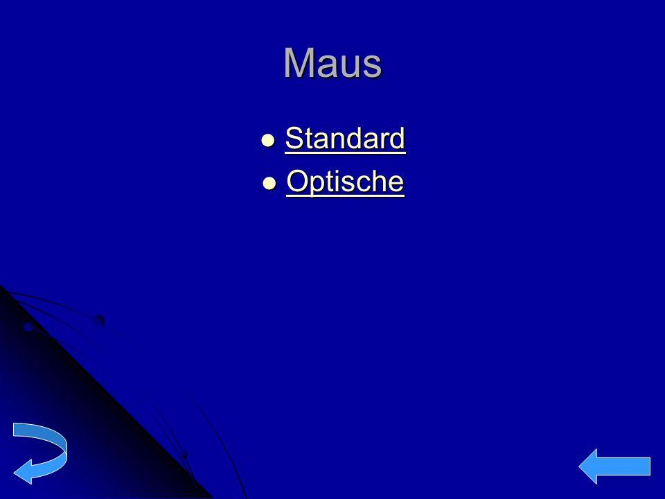 Maus Standard Standard Standard Optische Optische Optische