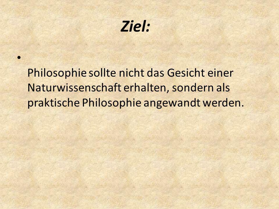 -polit Philosophie > Gewaltenteilung + Recht auf Widerstand -relig. Philosophie > Idee der Toleranz + Meinungsfreiheit -prakt. Philosophie > Ursprung