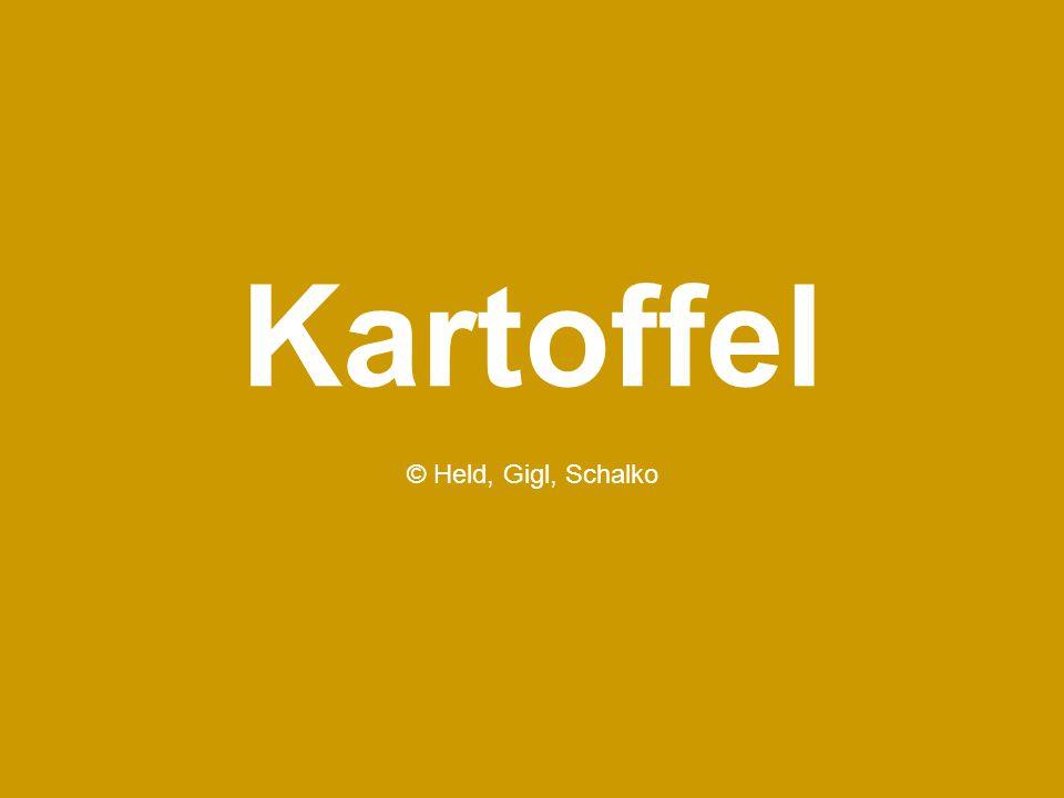 Kartoffel © Held, Gigl, Schalko