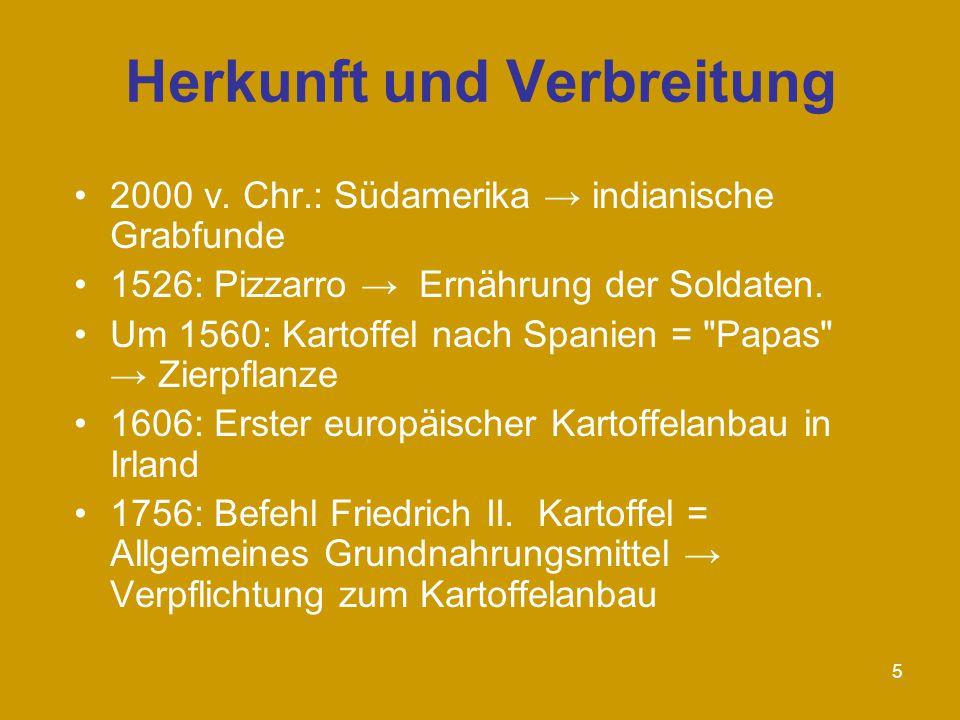 5 Herkunft und Verbreitung 2000 v.