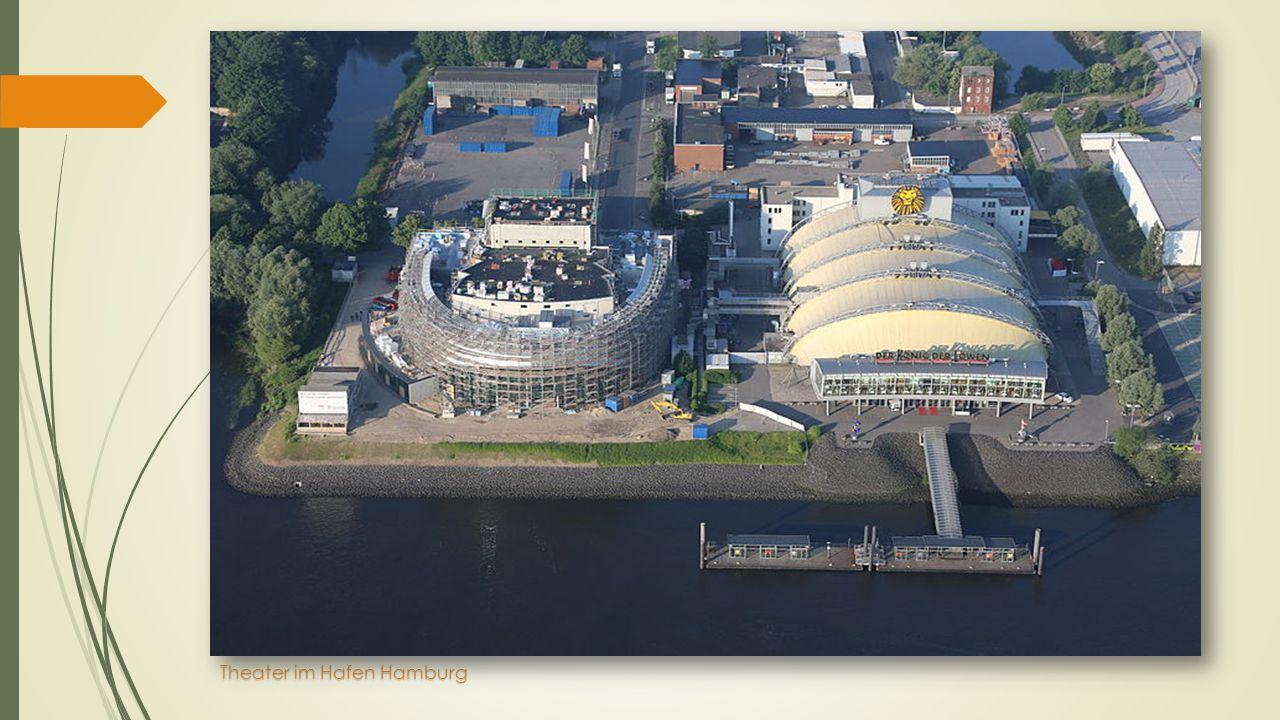 Theater im Hafen Hamburg