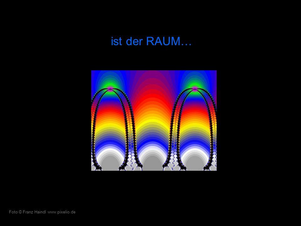 Das Konfetti der Wahrnehmung… Foto © Franz Haindl www.pixelio.de