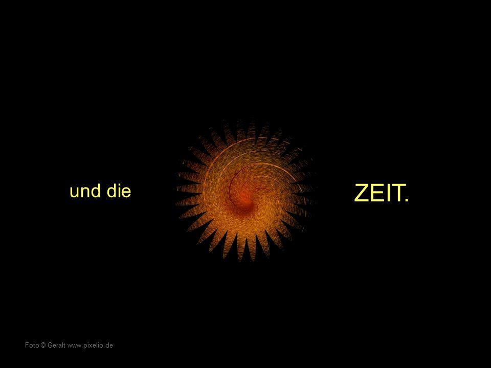 ist der RAUM… Foto © Franz Haindl www.pixelio.de