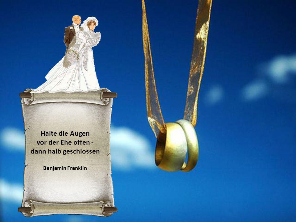 Heirate oder heirate nie. Du wirst beides bereuen Sokrates
