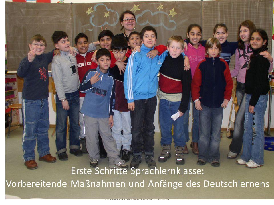 Ingelore Oomen-Welke Pädagogische Hochschule Freiburg 3 Erste Schritte Sprachlernklasse: Vorbereitende Maßnahmen und Anfänge des Deutschlernens