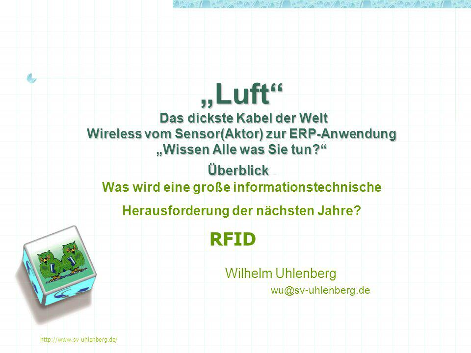 """http://www.sv-uhlenberg.de/ - FG Elektronik & EDV, Essen, den 3.10.2008 -22 Anwendungstechnik """"Der Nutzen Nützt es mehr oder schadet es."""