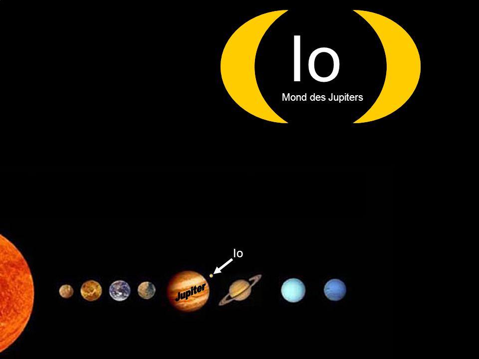 Io Mond des Jupiters