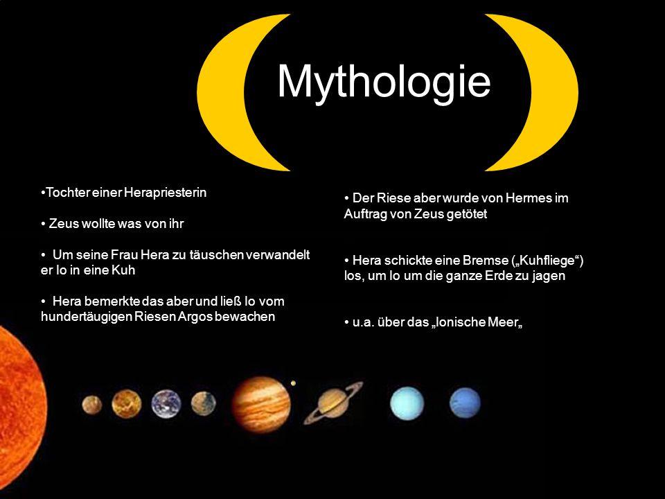 """Mythologie Der Riese aber wurde von Hermes im Auftrag von Zeus getötet Hera schickte eine Bremse (""""Kuhfliege"""") los, um Io um die ganze Erde zu jagen u"""