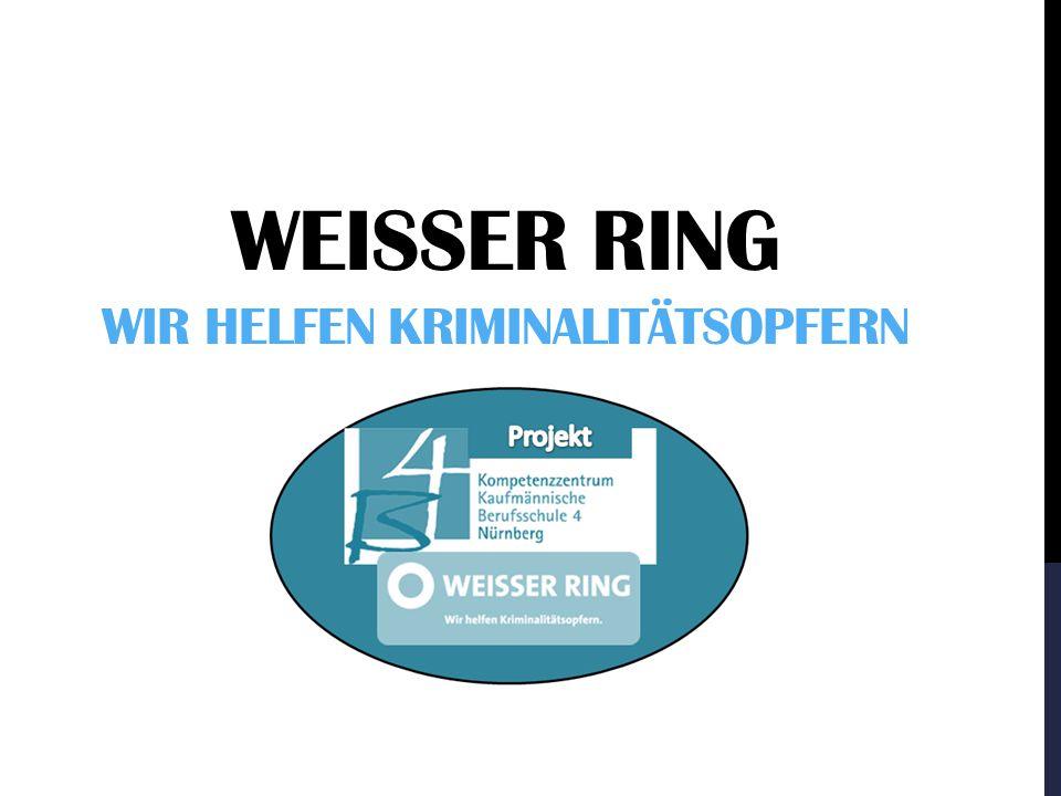 """WEISSER RING Video zum """"Weissen Ring - Isolation"""
