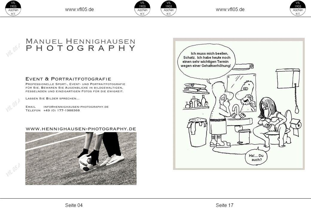 www.vfl05.de Seite 17Seite 04