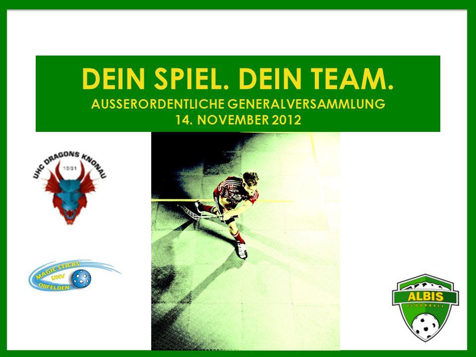 IDEE Ein Verein in der Region, welcher die unihockeysportlichen Belange koordiniert und den Mitglieder sportliche Wege öffnet.