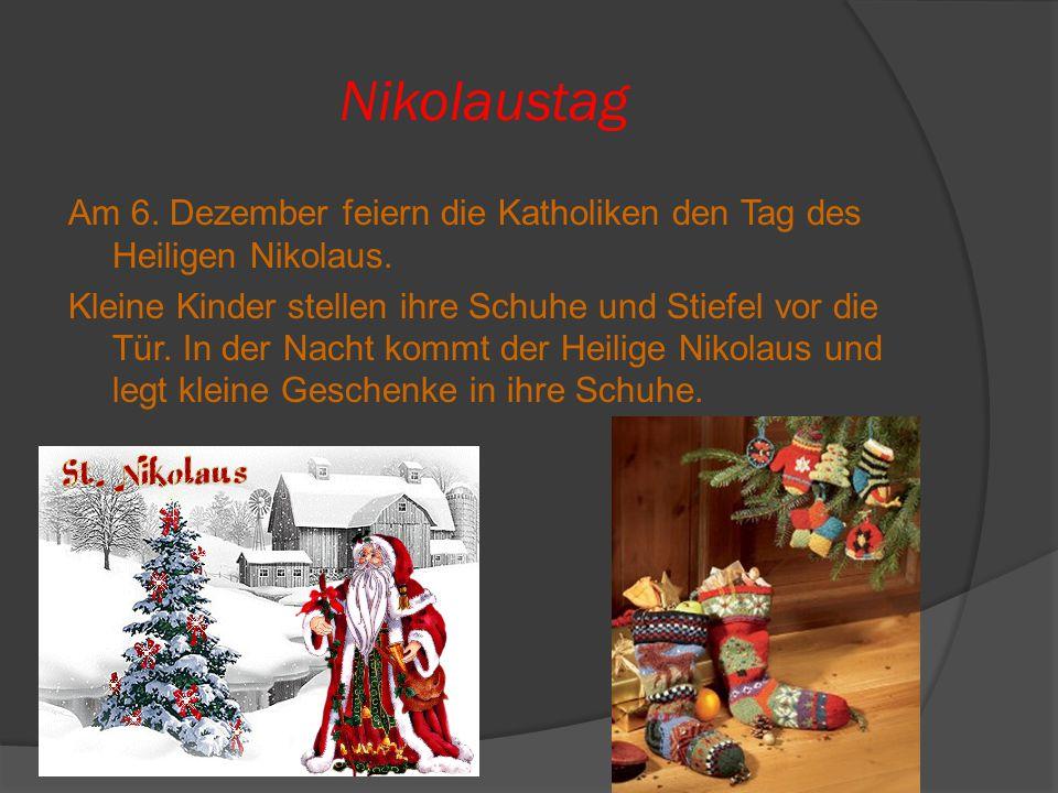 Die Weihnachtsmarkt  Die populärste Weihnachtsmarkt in Deutschland organisiert man in Nürnberg.