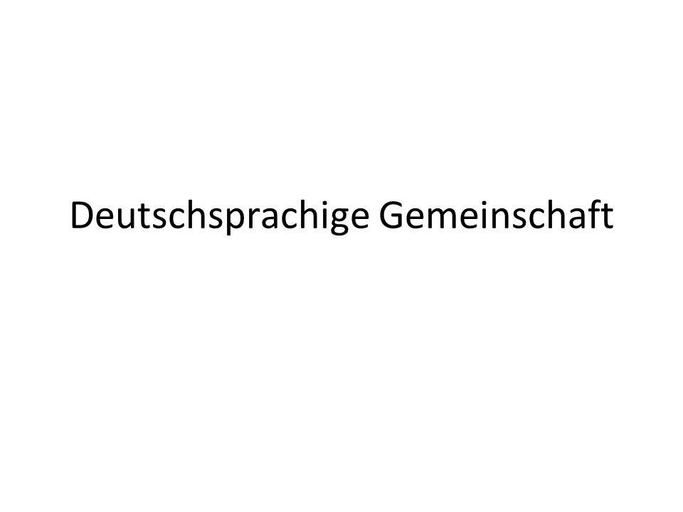 Deutschsprachige Gemeinschaft