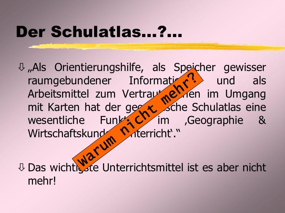 Beispiel: Karte neuerer Art Freytag&Berndt und Artaria: (GW-U 48/1992, S.