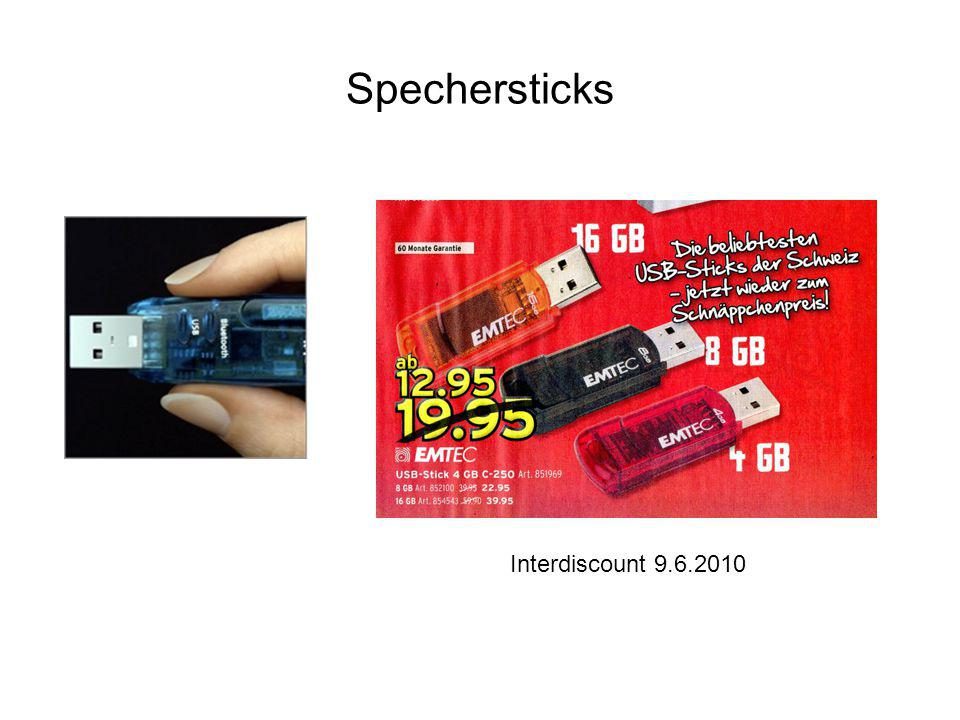 Spechersticks Interdiscount 9.6.2010