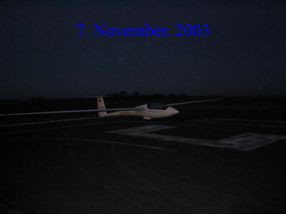 7. November. 2003