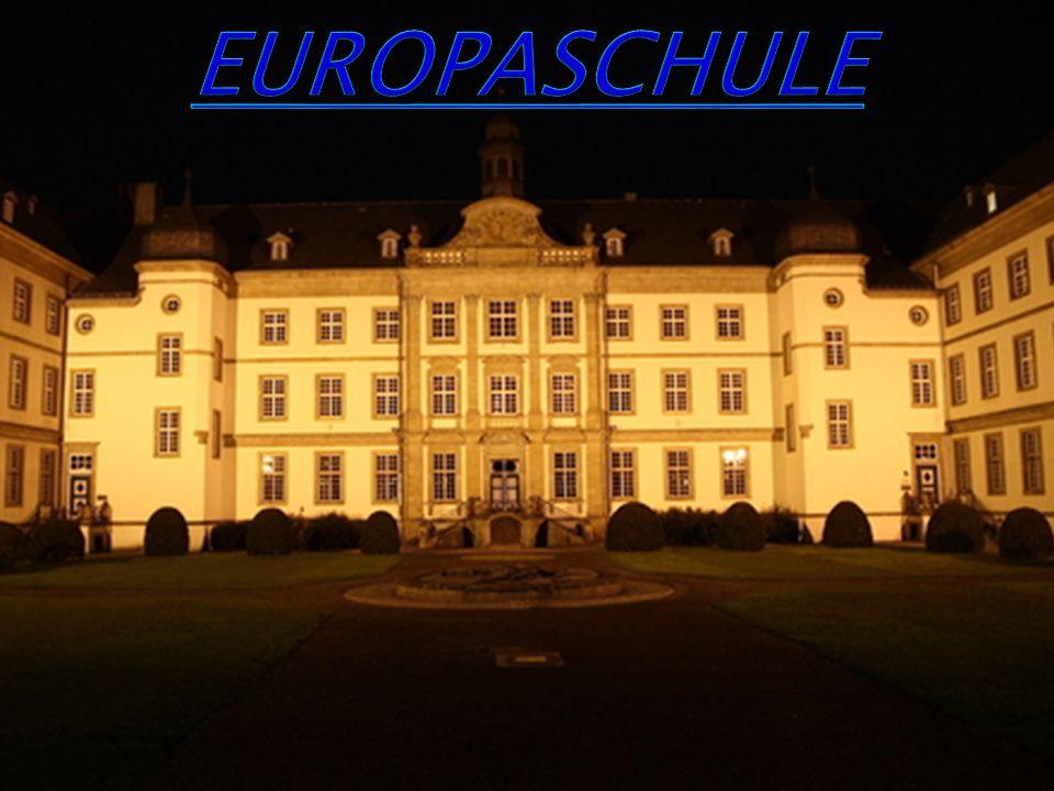  Europakurs  Französischkurs  Englischkurs  Schüler Café & Mensa  Schulgelände  Ende