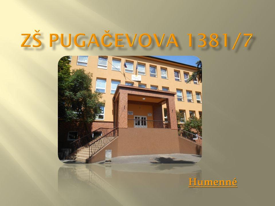 UUnsere Schule hei β t Grundschule Puga č ev.
