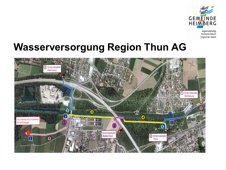 Wasserversorgung Region Thun AG