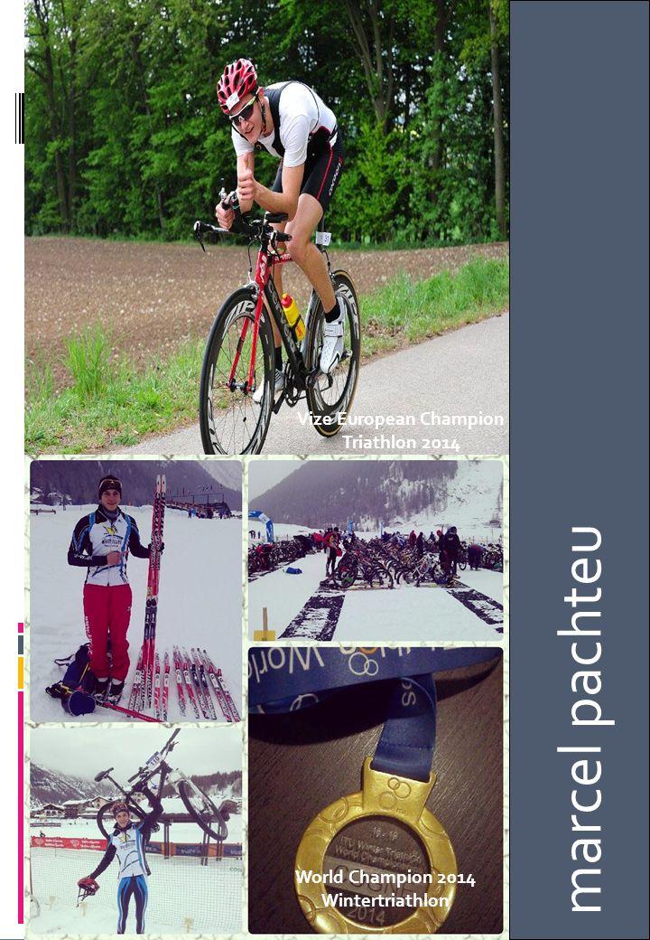marcel pachteu World Champion 2014 Wintertriathlon Vize European Champion Triathlon 2014