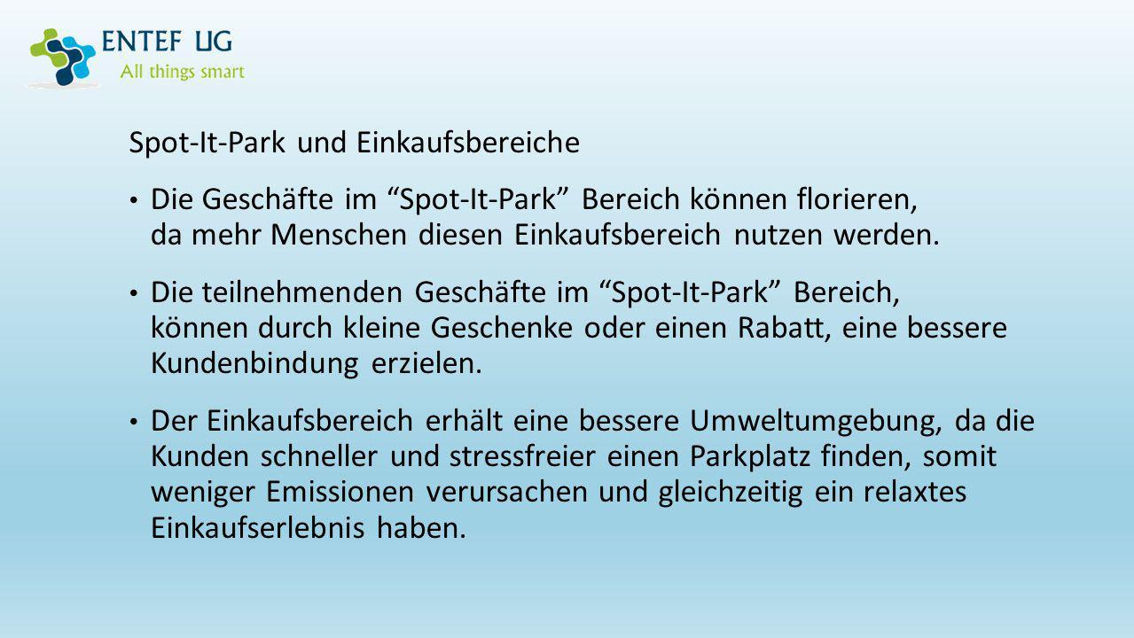 """Spot-It-Park und Einkaufsbereiche Die Geschäfte im """"Spot-It-Park"""" Bereich können florieren, da mehr Menschen diesen Einkaufsbereich nutzen werden. Die"""