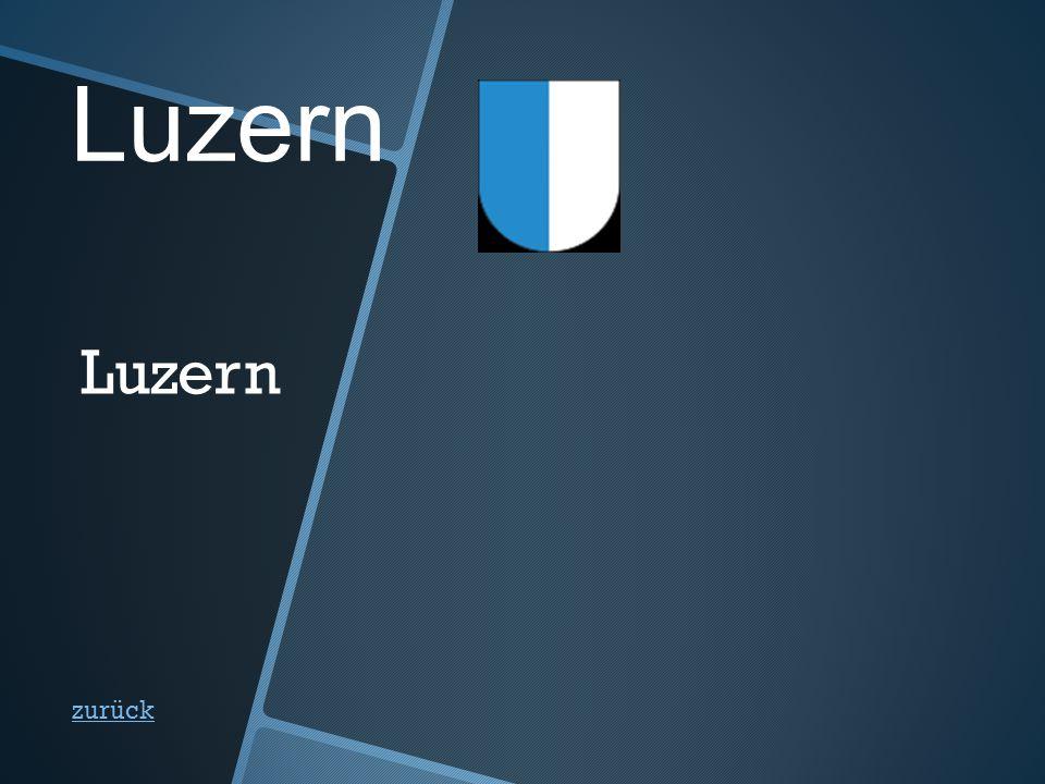 Luzern zurück Luzern