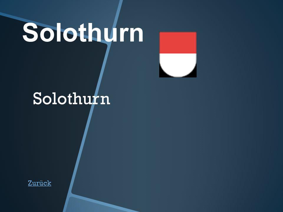 Zurück Solothurn