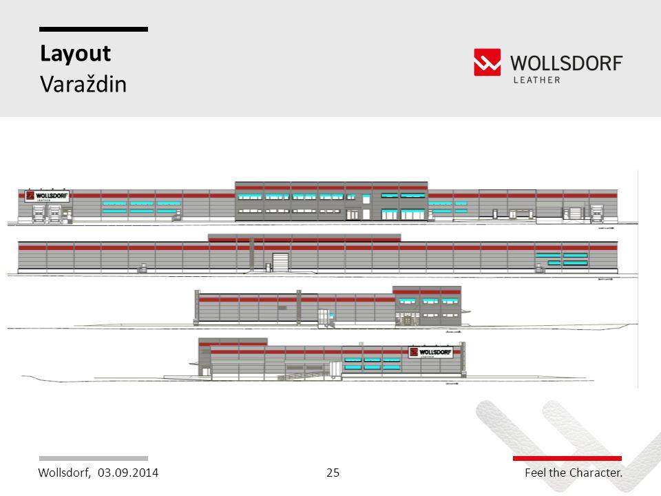 Wollsdorf,Feel the Character. Layout Varaždin 03.09.201425