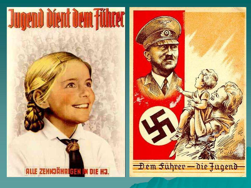 """""""Führerprinzip  = Der Führer hat immer Recht."""