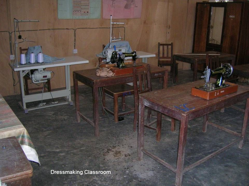 Catering Classroom