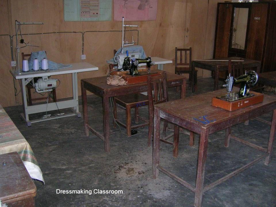 Dressmaking Classroom