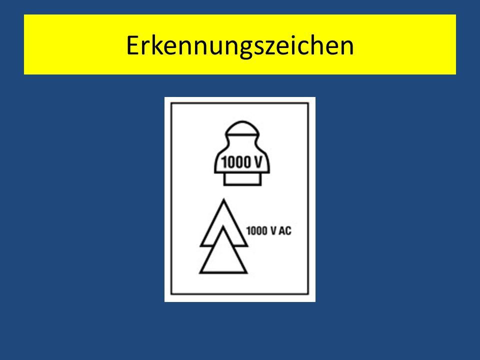 Erkennungszeichen