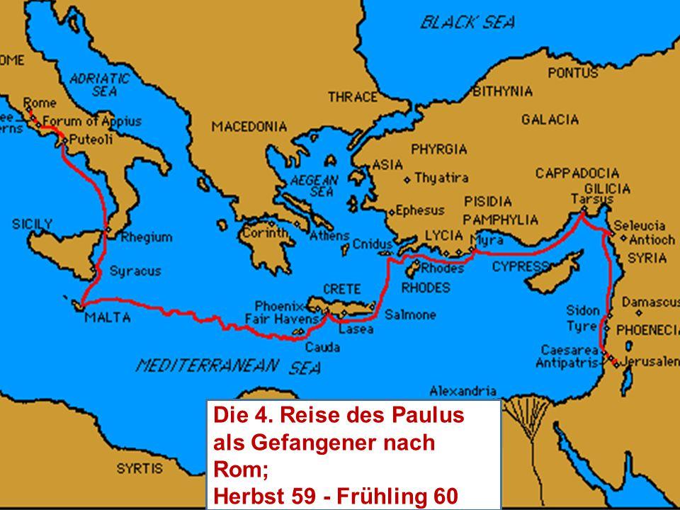 1.Was Paulus in die Fürbitte treibt 3,1-13 2.