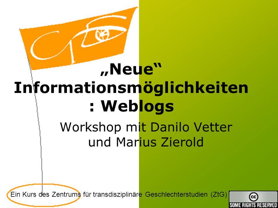 Weblog IV: Angebote Suchdienste: – CrossEngineCrossEngine – Technorati: Suchdienst für WeblogsTechnorati – Google Blog-Suche: SuchmaschineGoogle Blog-Suche – Blog Web.de: WebkatalogBlog Web.de – Blogger: SuchmaschineBlogger