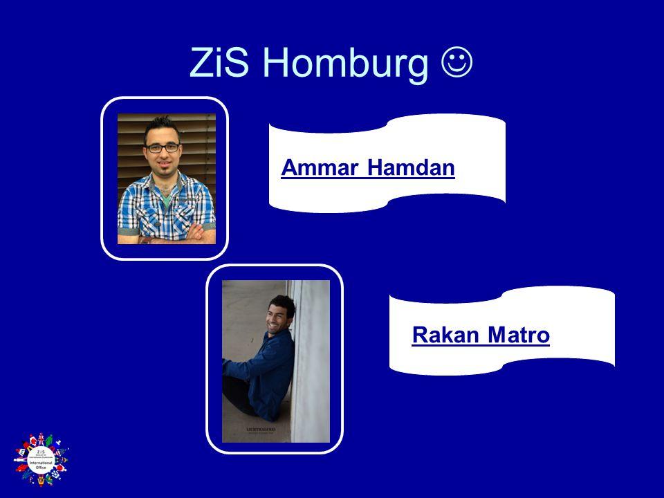 ZiS Homburg Rakan Matro Ammar Hamdan