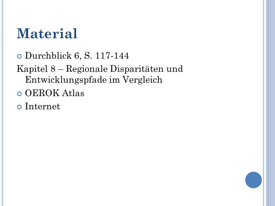 Material Durchblick 6, S.