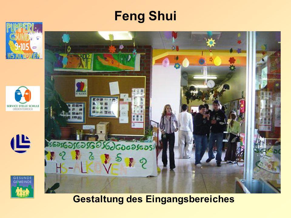 Feng Shui Gestaltung des Eingangsbereiches