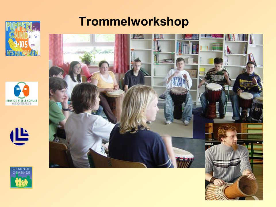 Trommelworkshop