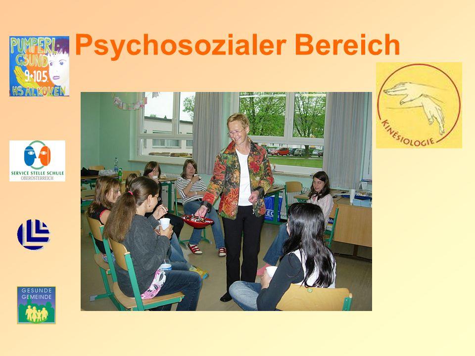 Psychosozialer Bereich