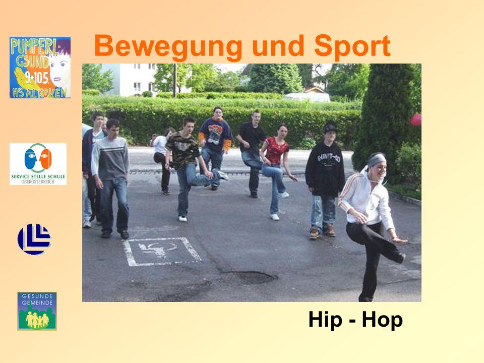 Bewegung und Sport Hip - Hop