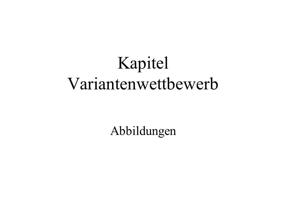 Kapitel Variantenwettbewerb Abbildungen