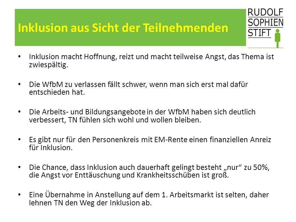 Inklusion als Gesamtauftrag Herzlichen Dank für das Interesse Elke Stein 0711-28075816 stein@rrss.de