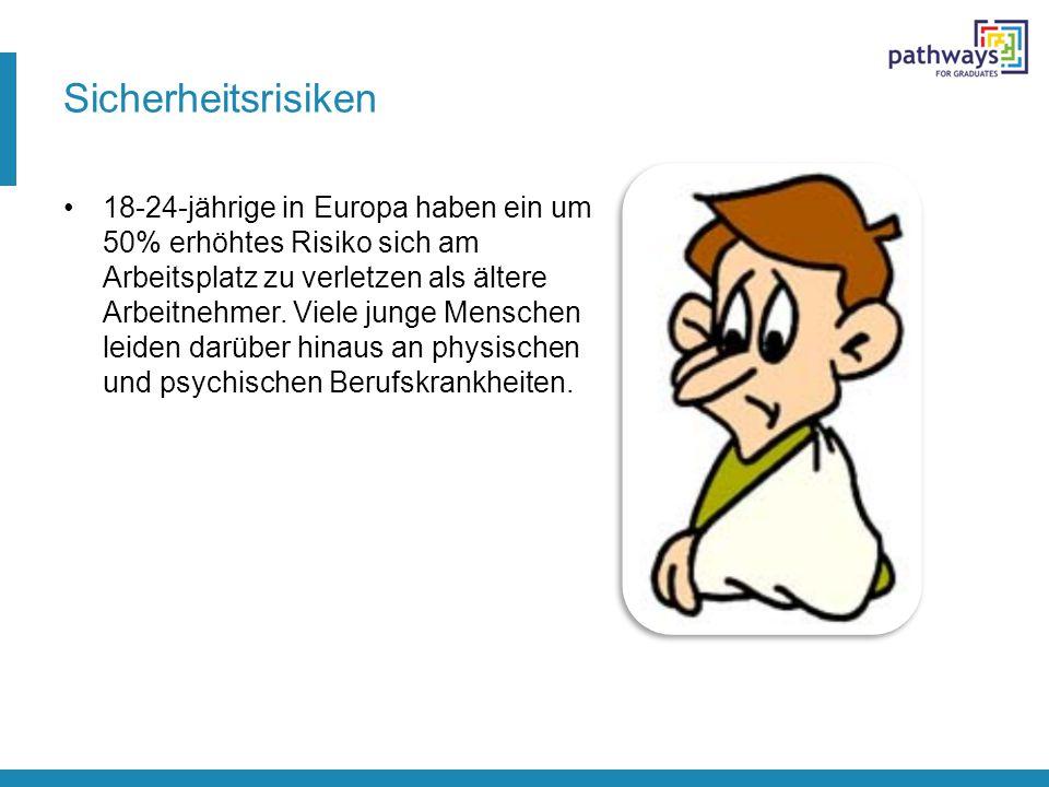 Sicherheit und Gesundheit (Video) BGW: Nils erklärt, weshalb Arbeitsschutz so wichtig ist